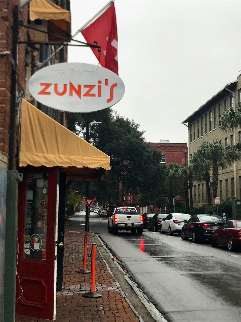 Zunzi's