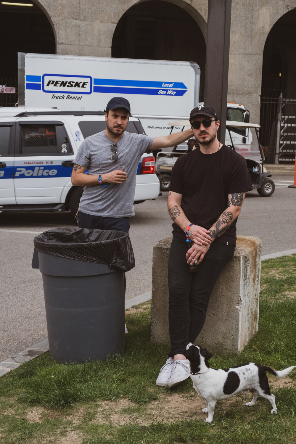 Trash Cans will be a recurring vehicle of self expression in this blog