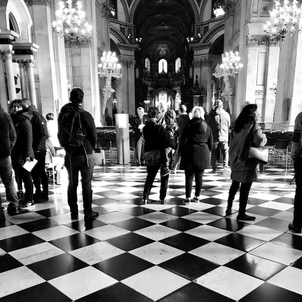 St. Paul Cathedral, London 2017