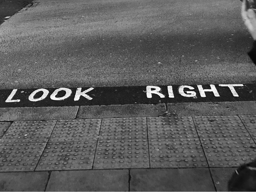 Look Right, London 2017