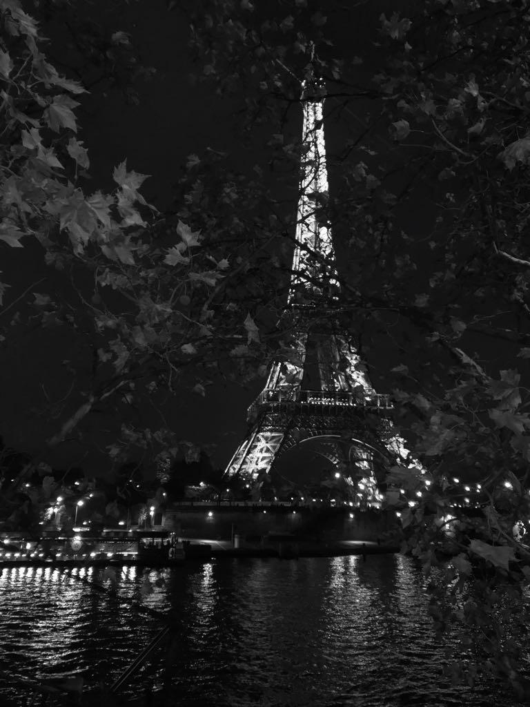 Night in Paris, Paris, France 2017