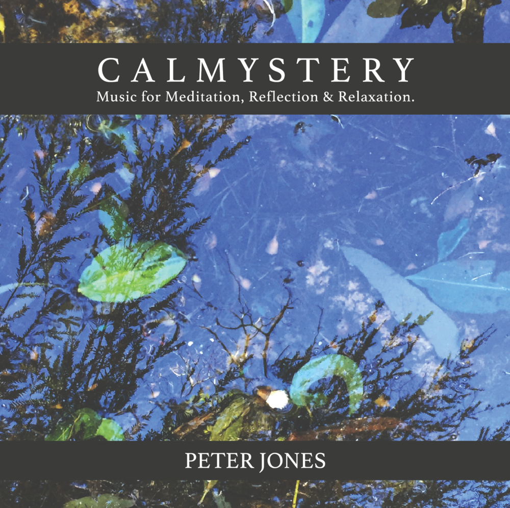 Calmystery Album Cover, Peter Jones 2017