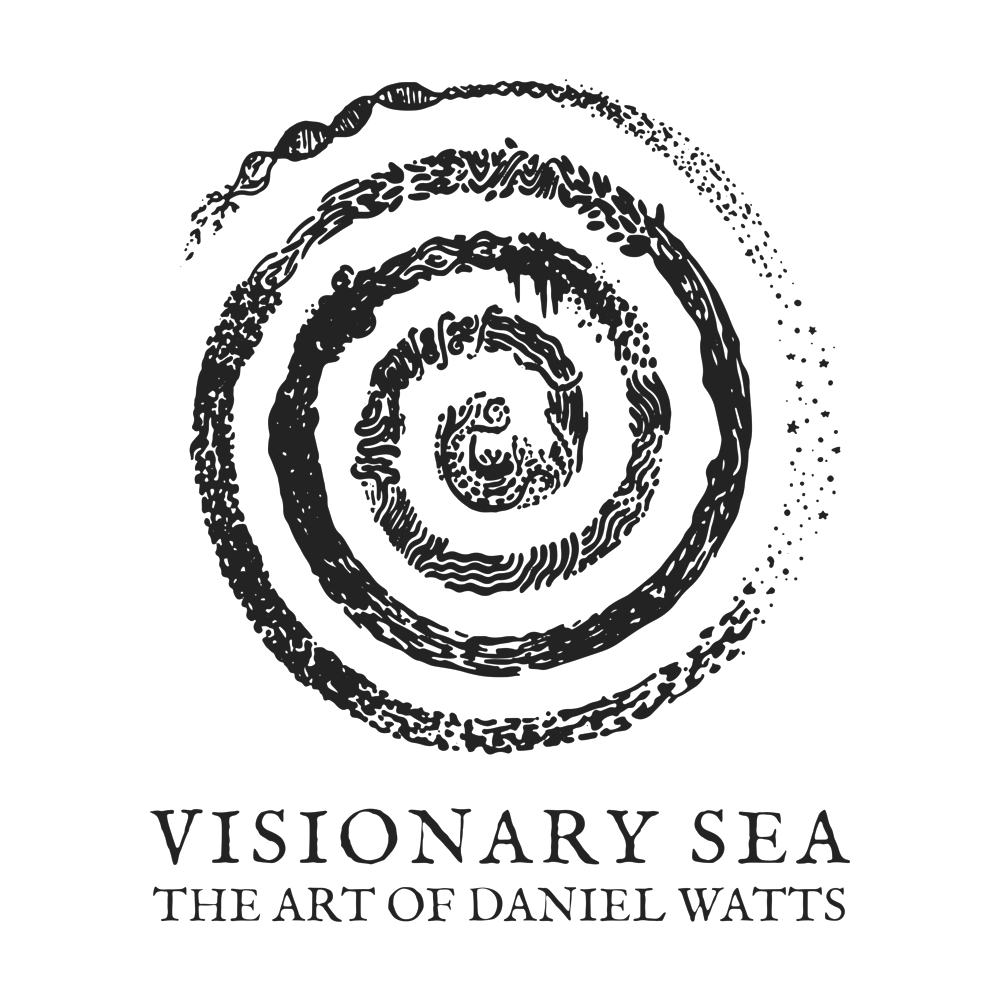 Visionary Sea | The Art of Daniel Watts