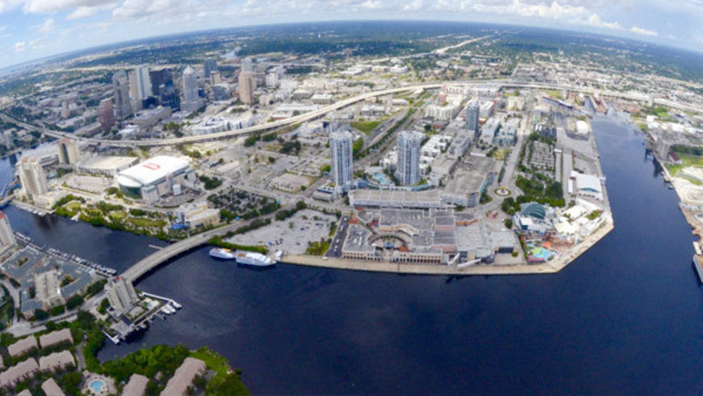 Channel District, Tampa, Florida