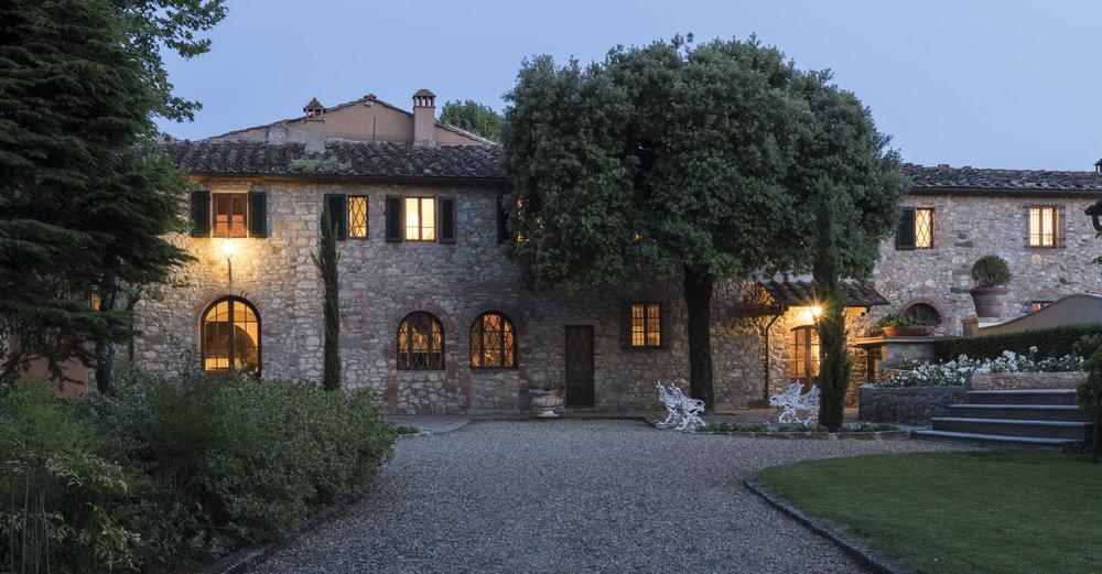 Summer 2019 - Villa La Selva Wine Resort - Toscana, Italy