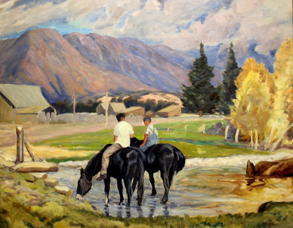 The Reid And Willda Beck Art Collection Draper Visual Arts Foundation