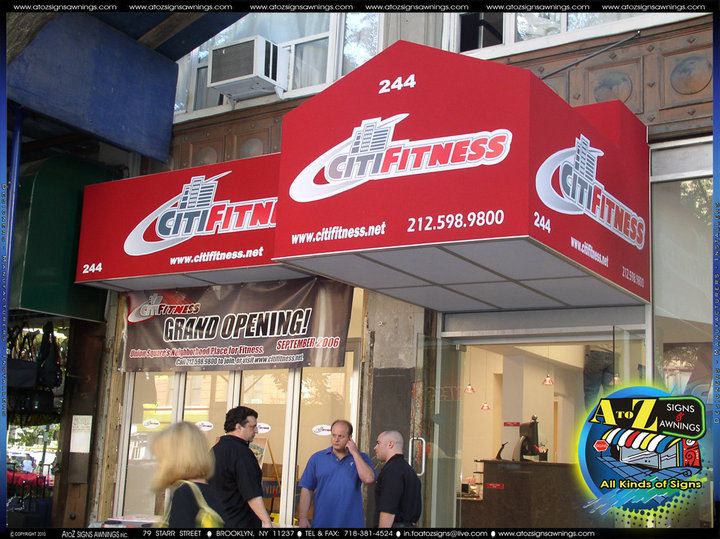 CitiFitness, on E 14th Street