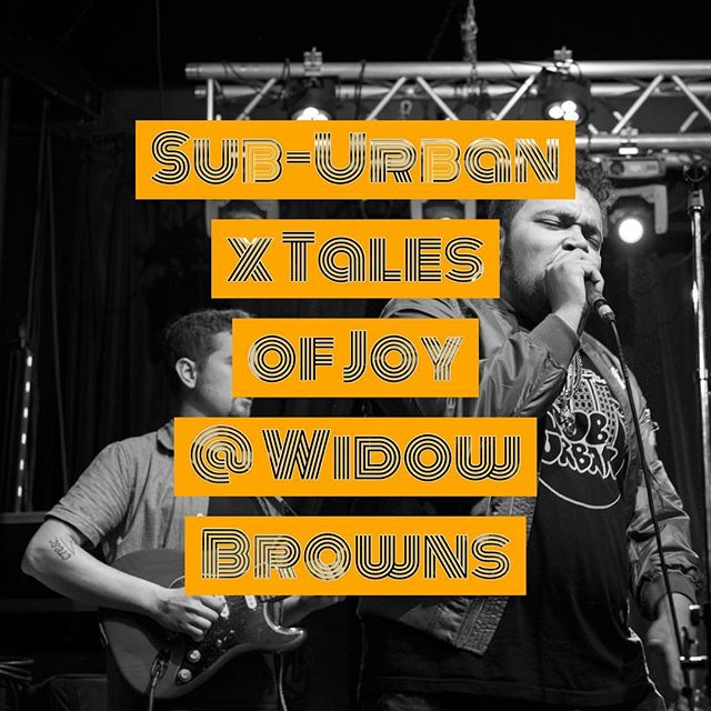 Come out next Saturday (2/24) and catch us and our boys from @talesofjoymusic throwing it down at @widowbrownscafe! We've got all new jams for y'all and can't wait to get down! #OneDance #AllNightLong #ClubGoinUp #NeoSoul #HipHop #Funk #Soul #Fusion #CT #203 #Local #ComeUp #Feels #GetDown