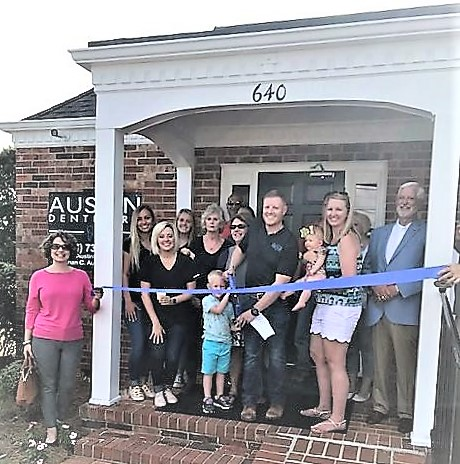 We had our Grand Opening and Open House on June 14th! It was pretty warm out but good BBQ, Bluegrass, and cold beverages kept us cool! Thank you to everyone who came out!