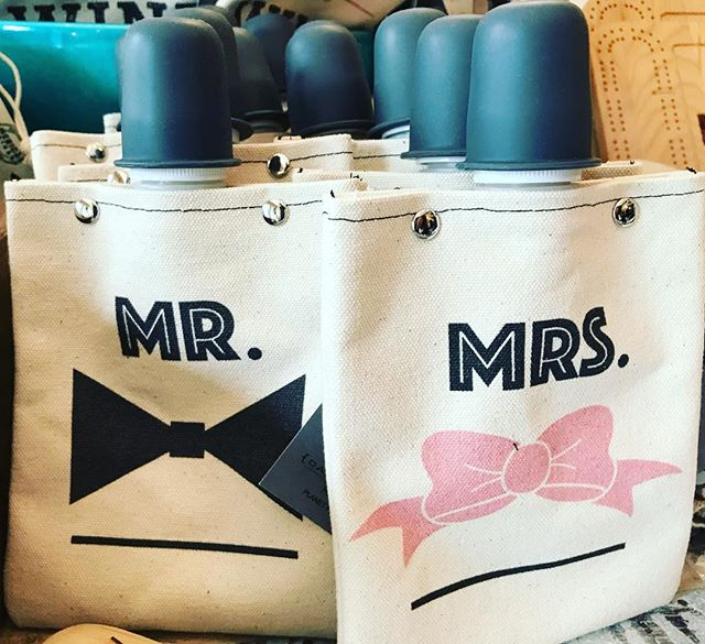 Wedding season is upon us! #brickyardmv #mv #marthasvineyard #shoplocalmv #shopmainstvh #mrandmrs #weddings #gifts #funfindsmv #visitvineyardhaven