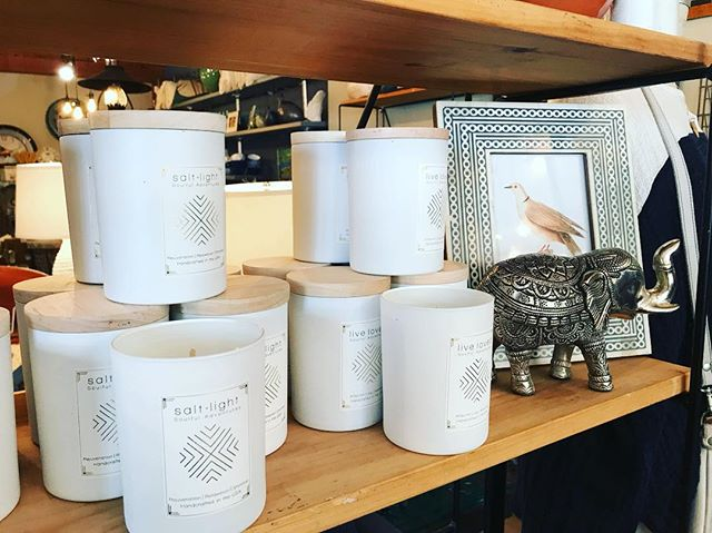 Shop love... new Ethics Supply candles in the shop. #brickyardmv #mv #shoplocalmv #shopmainstvh #boutiquemv #candles #visitvineyardhaven
