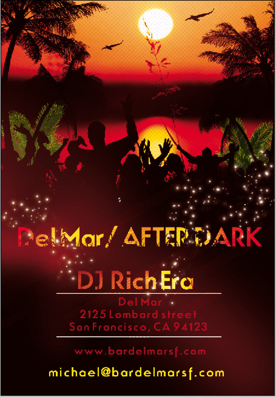 Del Mar After Dark flyer Rich Era screen shot.png