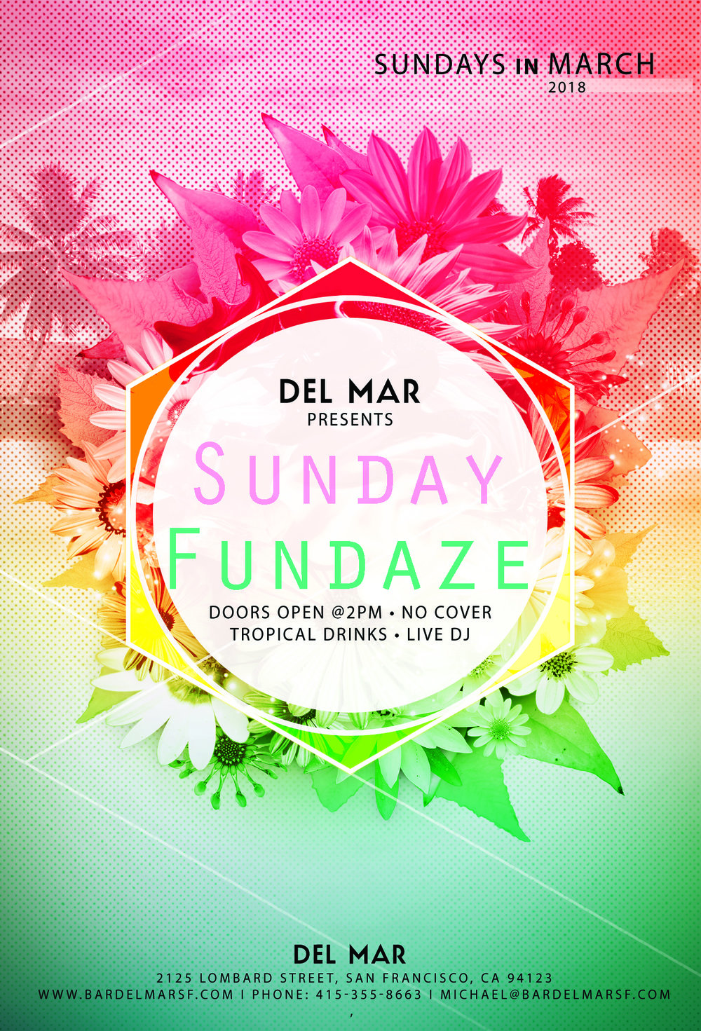 Sunday Funday Tropical Flyer March 4th 2018 no dj.jpg