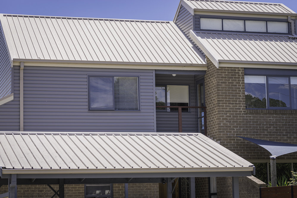 Slate Grey Insulated Vinyl Cladding
