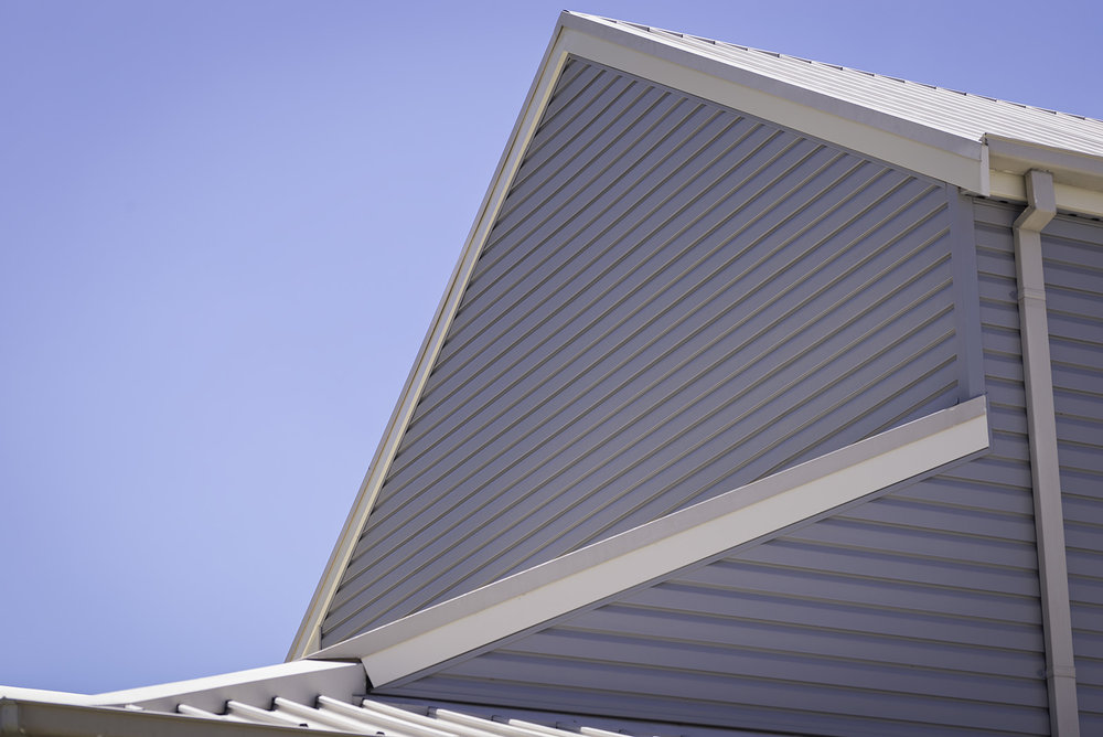 Horizontal Insulated Vinyl Cladding Profile
