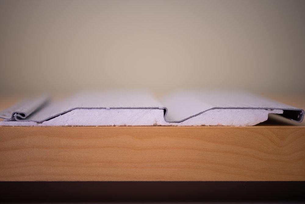 Vinyl Cladding Insulation