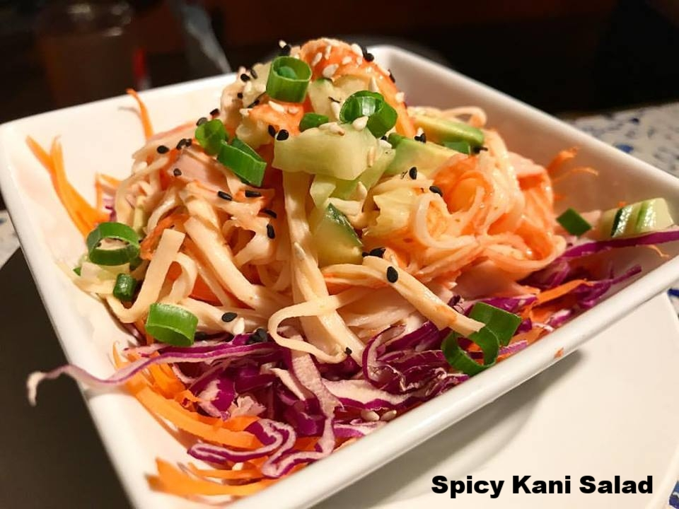 Spicy Kani Salad