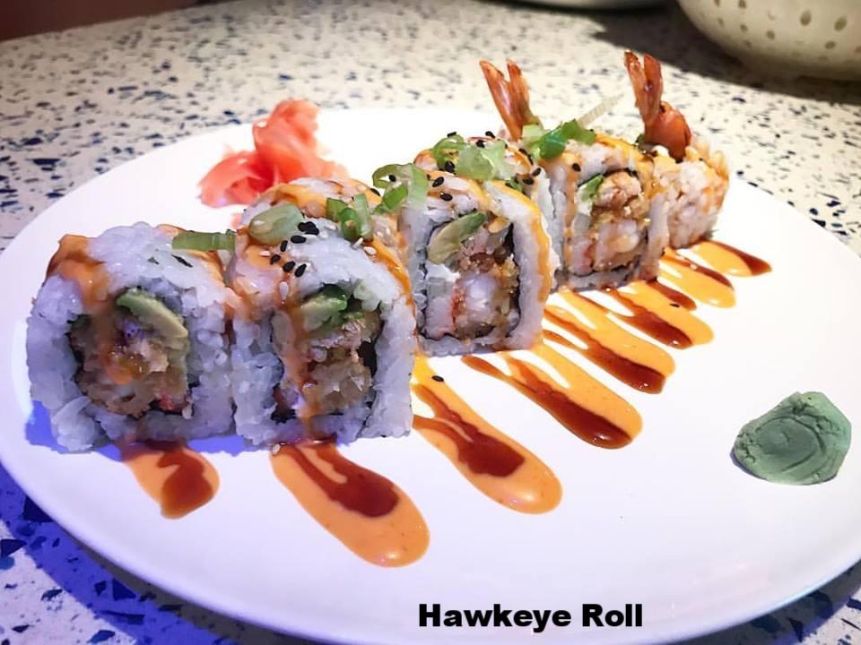 Hawkeye Roll