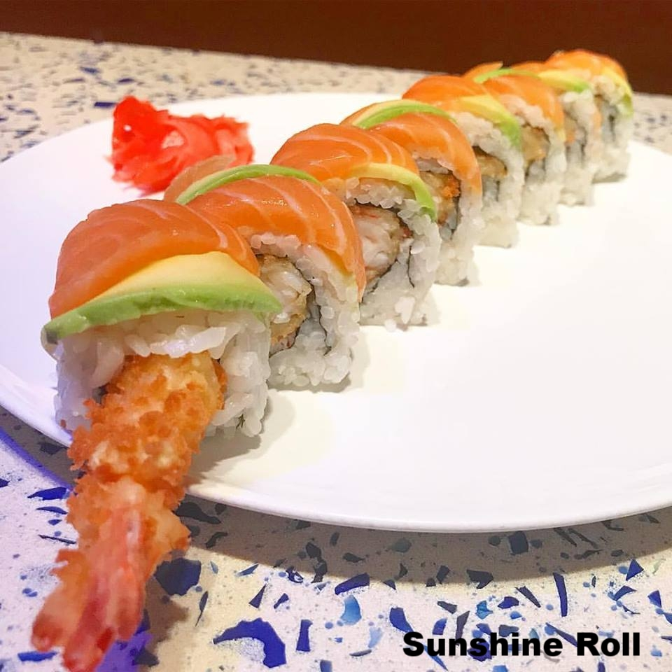 Sunshine Roll