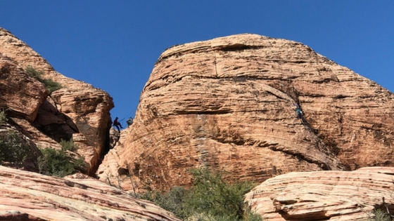 Calico Basin/Red Rock Canyon Review - Things to do in Las Vegas