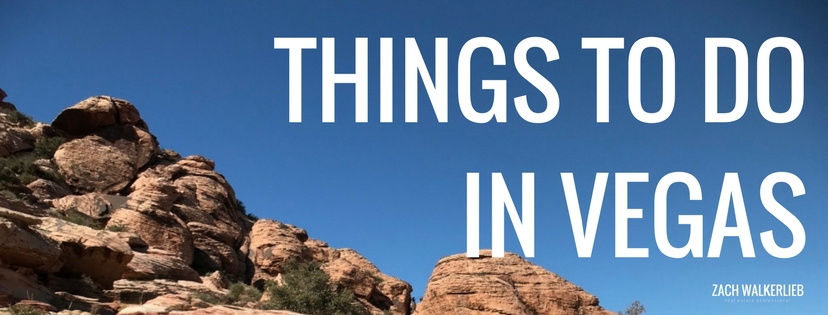 Things to Do in Vegas - Calico Basin