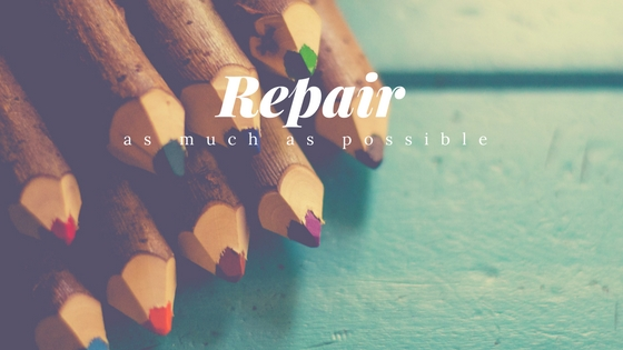 It's important to make any necessary repairs to your home in order to get it show ready. Some easy fixes and repairs and easily increase the value of your home.