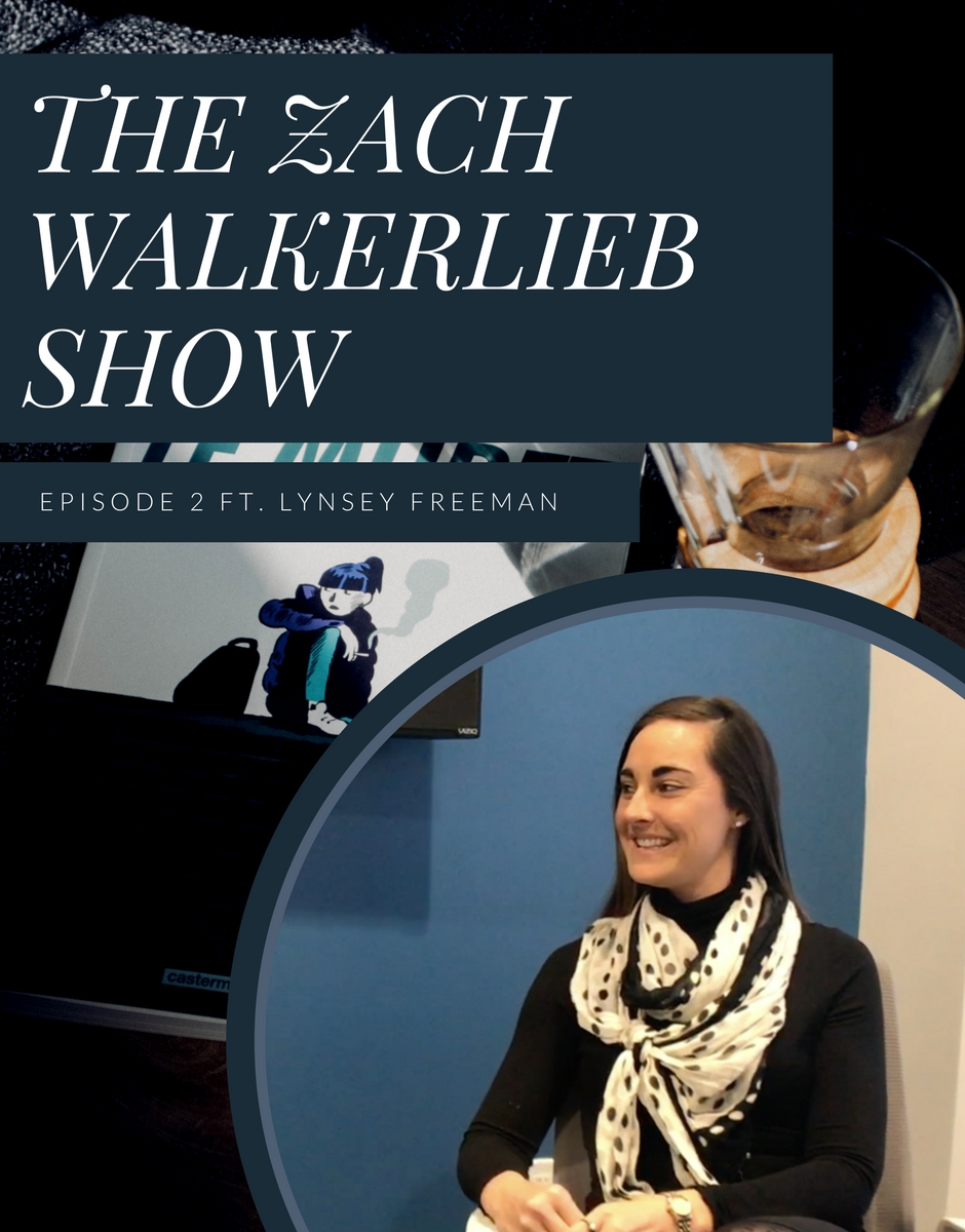 The Zach WalkerLieb Show ft. Lynsey Freeman - Advice and information about personal investments and saving