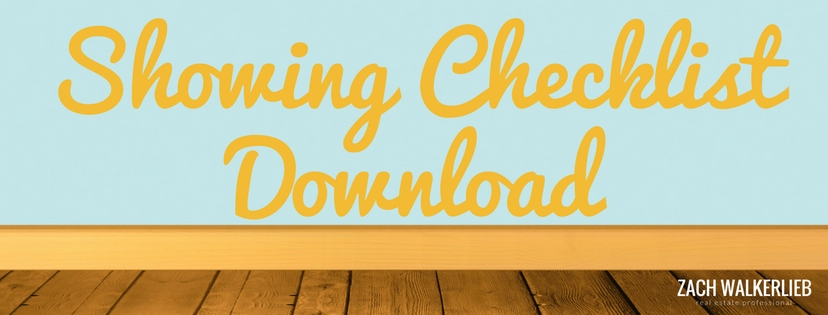 Staging Checklist download available for free for anyone looking for tips to getting their house in show ready shape.