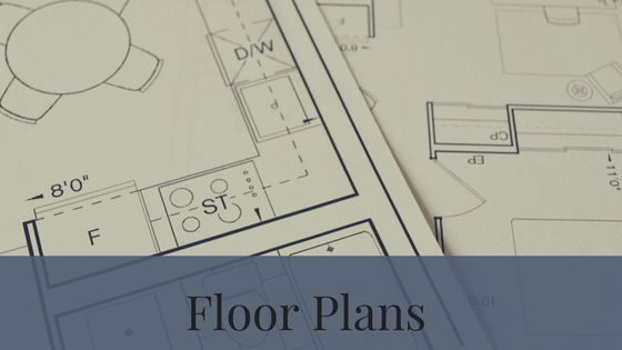 Floor plans are one of the differences between new homes and resale homes.