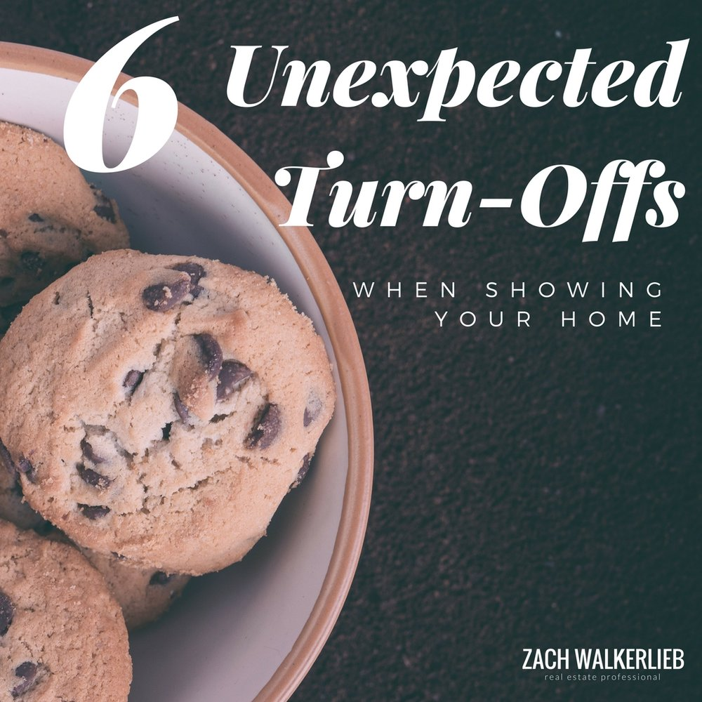 You'll Never Guess These Unexpected Turn-offs When Showing Your Home