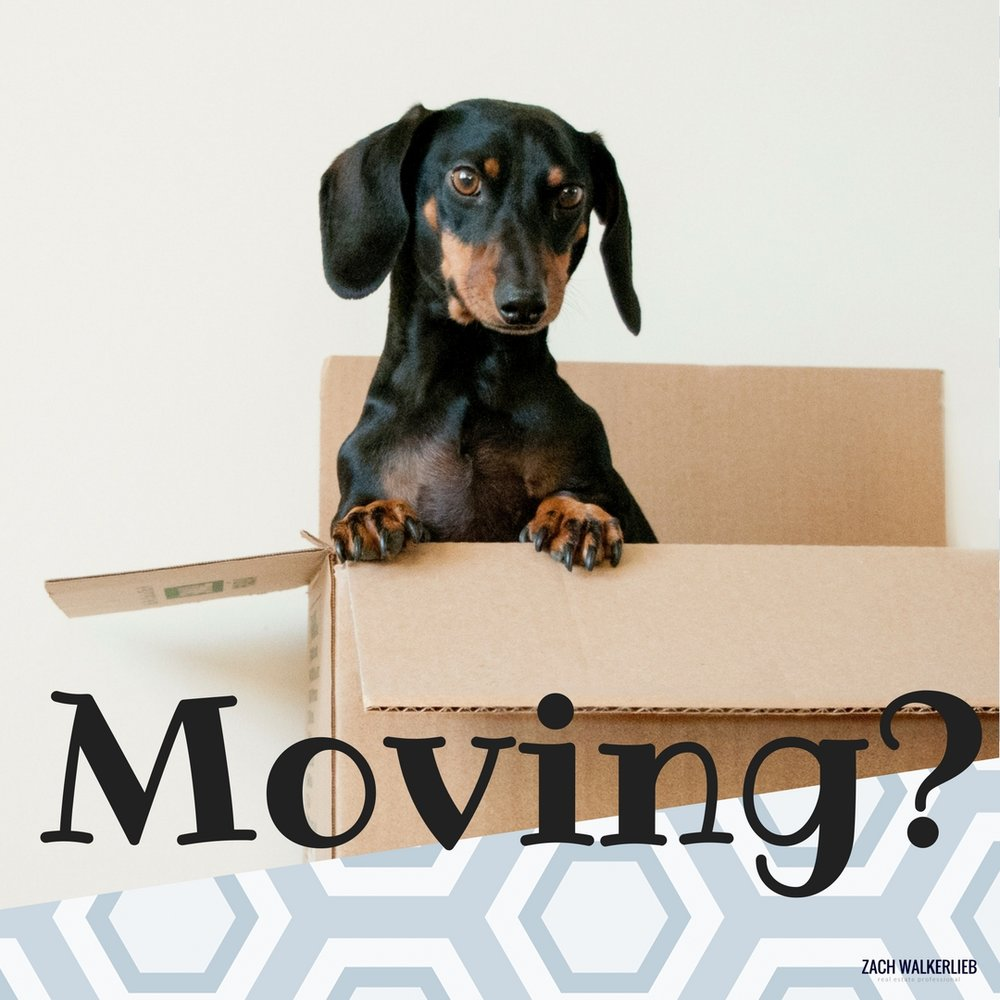 Change of Address Checklist - To Make Your Move Easier!