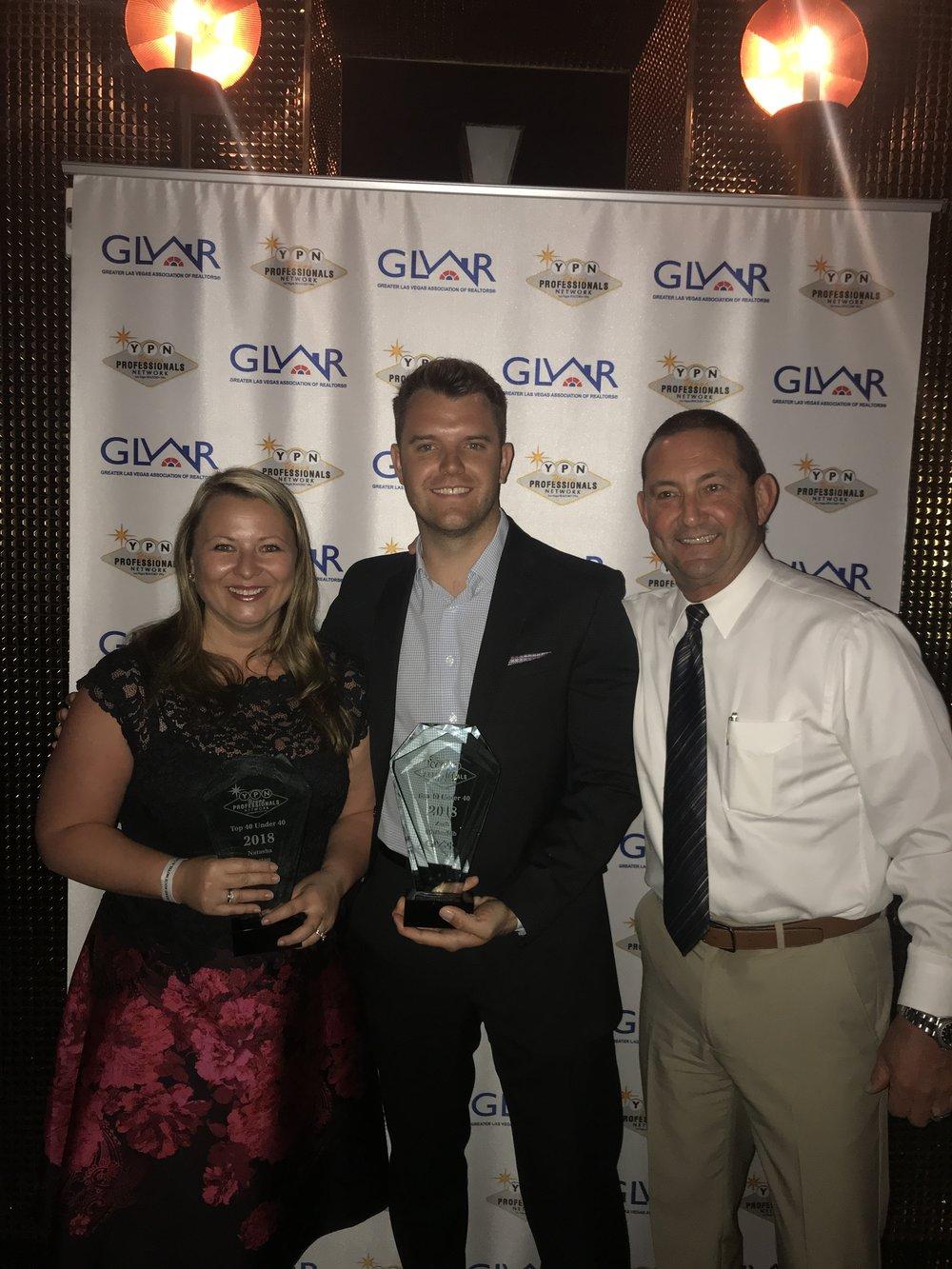Zach WalkerLieb GLVAR's Young Professionals Network 40 Under 40 Winner