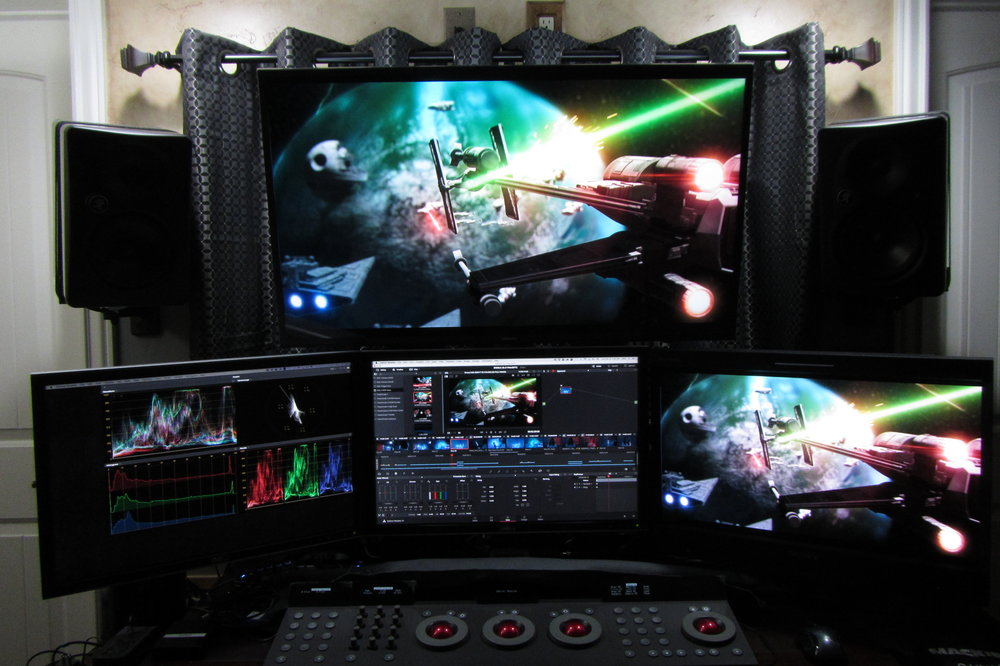 Star Wars: Dresca in Post-Production