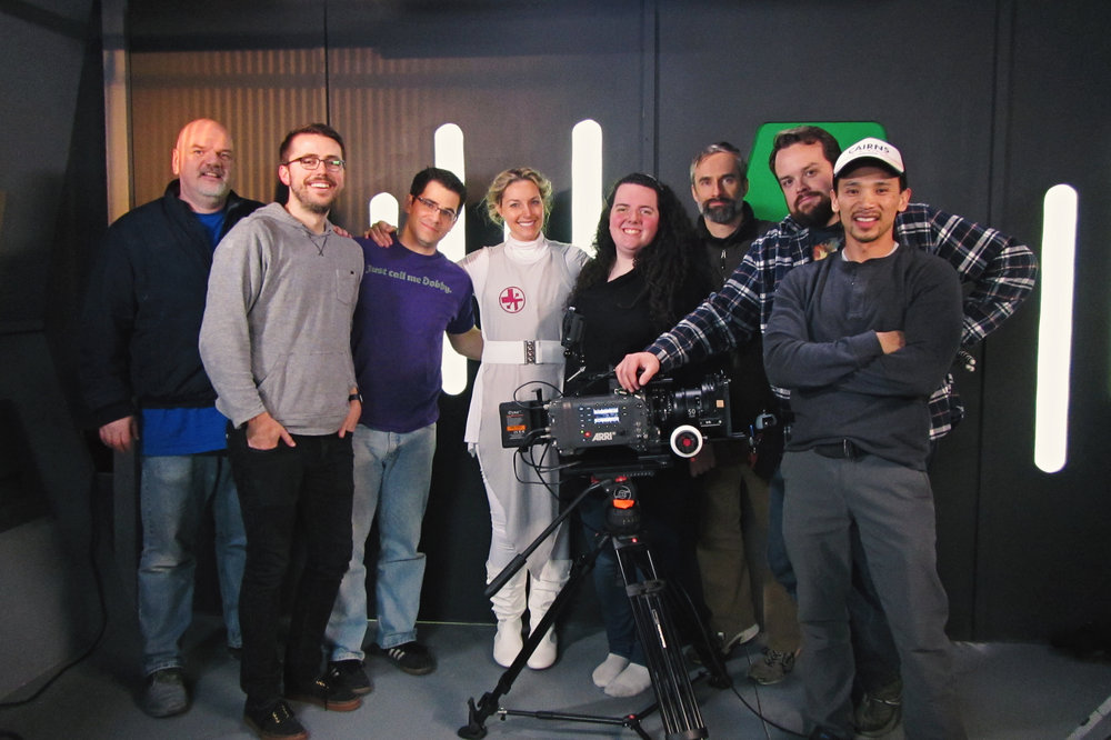 Members of the Cast and Crew