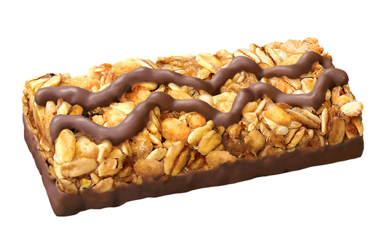 hyper real muesli bar