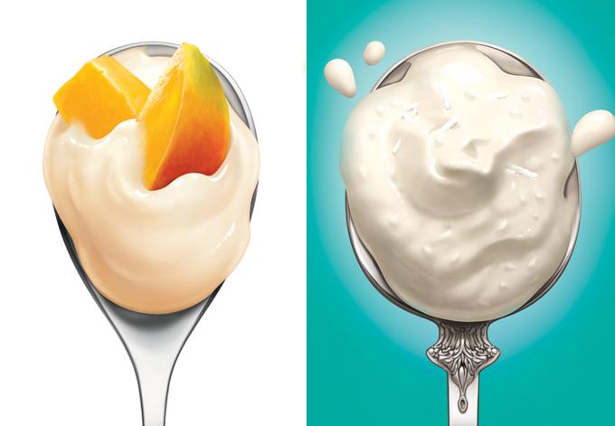 hyper real yoghurt