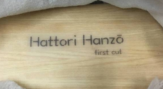 Hattori Hanzo Monoskis - Handcrafted skis from La Grave, France.  Tom is changing the game with full rockered skis and early rise skis.
