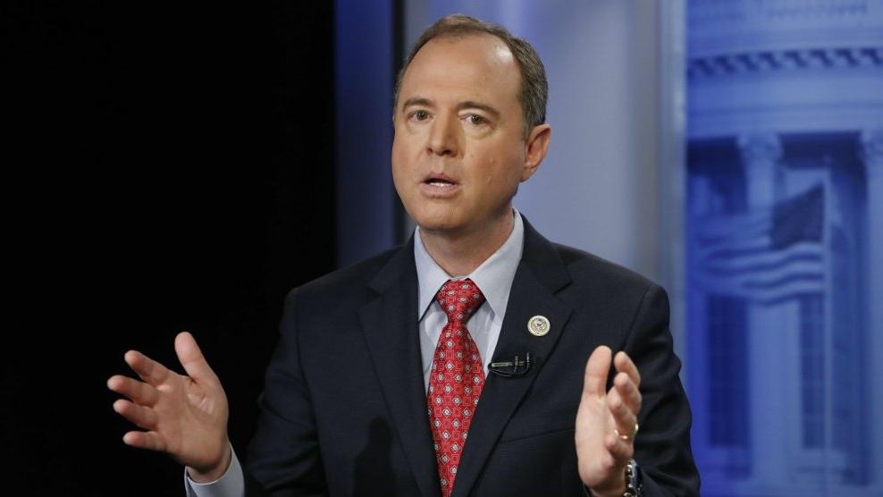 Adam Schiff, top Democrat in the House Intelligence Committee