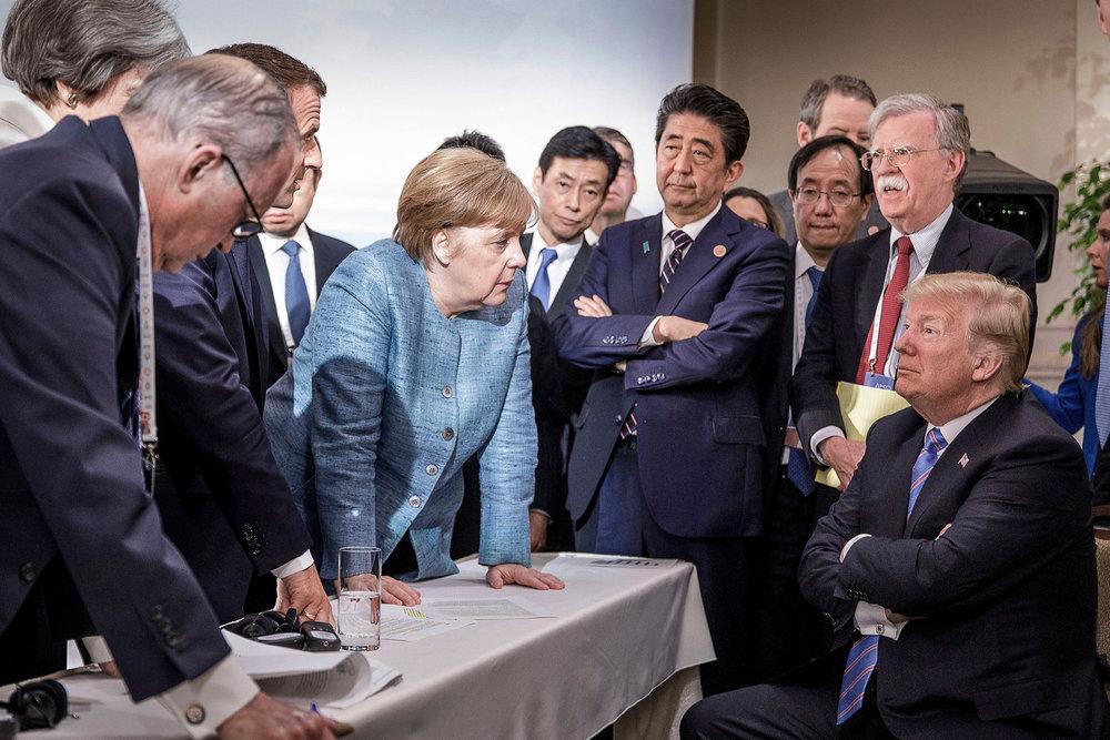 Photo: Angela Merkel