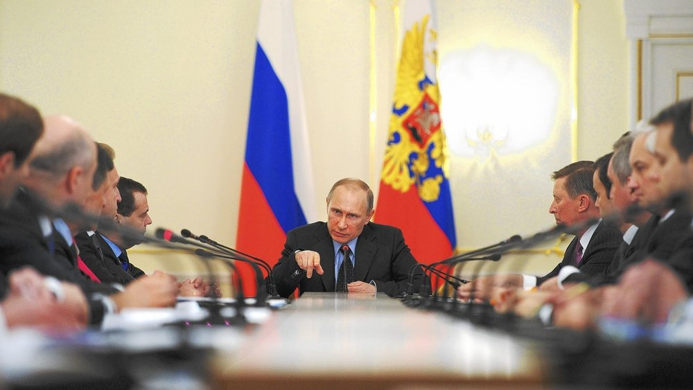Alexei Druzhinin / Ria Novosti / Associated Press