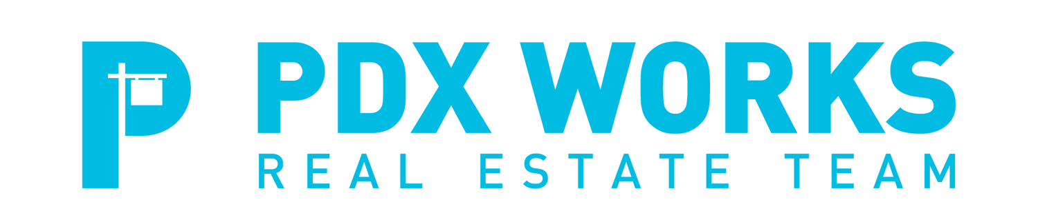 PDX WORKS REAL ESTATE TEAM