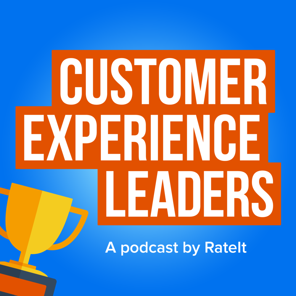 Customer Experience Leaders podcast cover artwork