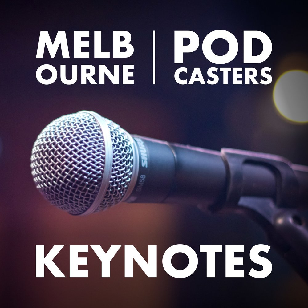 Melbourne Podcasters podcast cover artwork