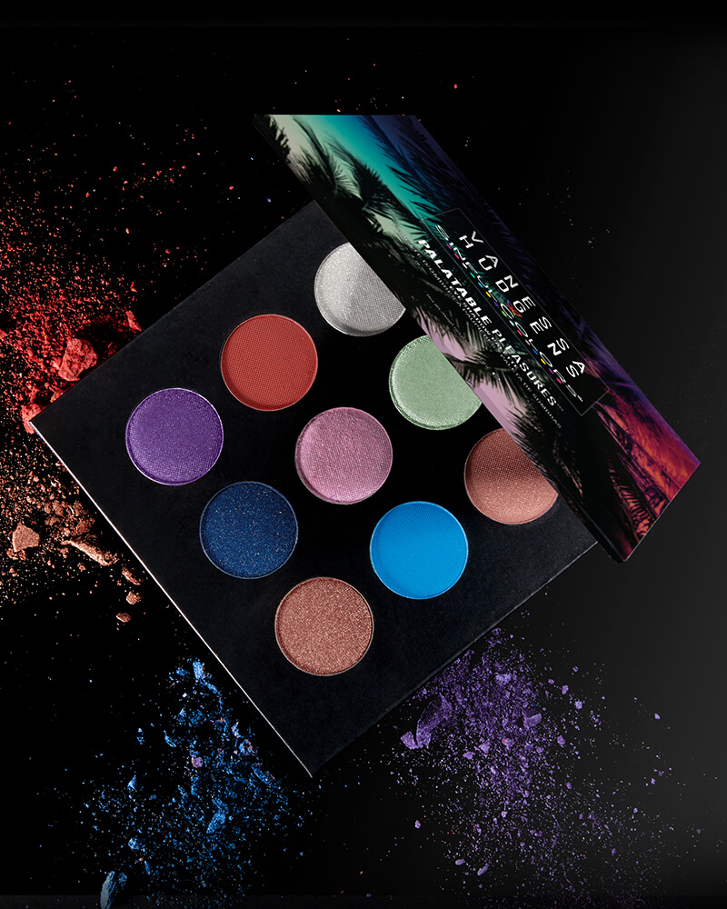 The Sinful Colors Palatable Pleasures Eyeshadow Palette