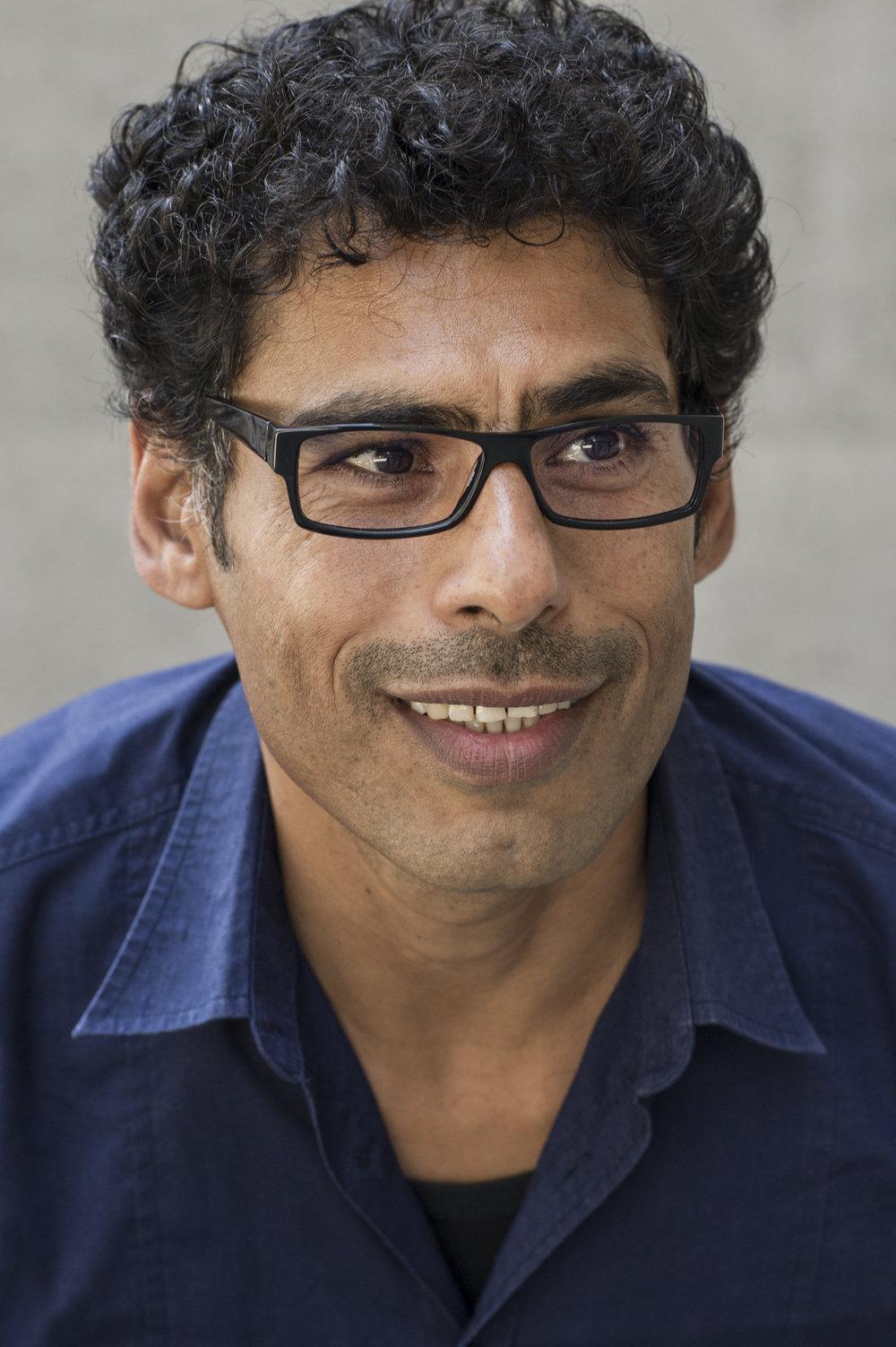 Usama al Shahmani, Foto: Ayse Yavas