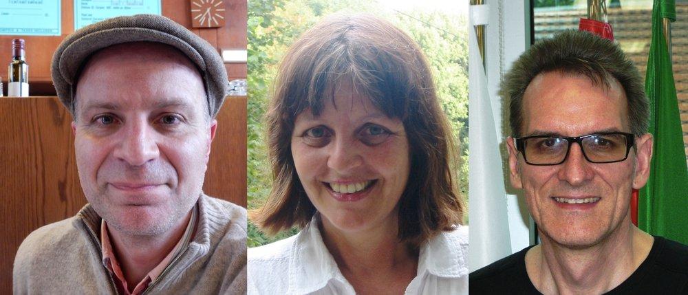 Jack Küpfer, Sabine Müller, Holger Fock, Fotos: zVg