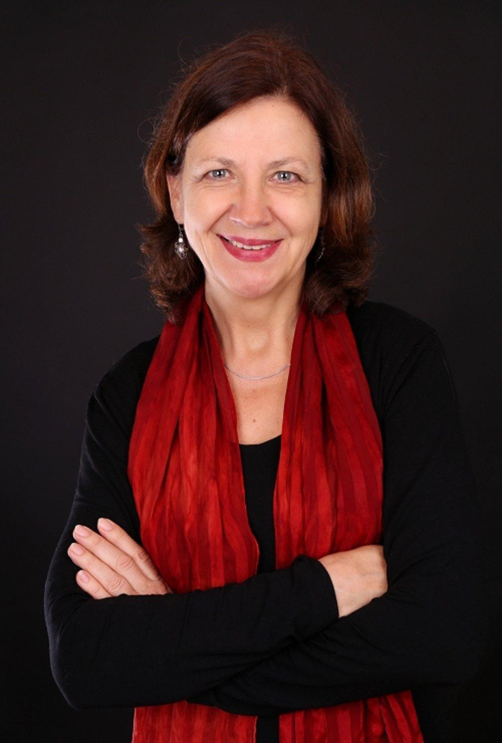 Karin Krieger, Foto: zVg