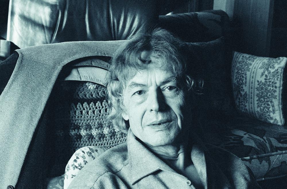 Ernst Halter, Foto: Alois Lang