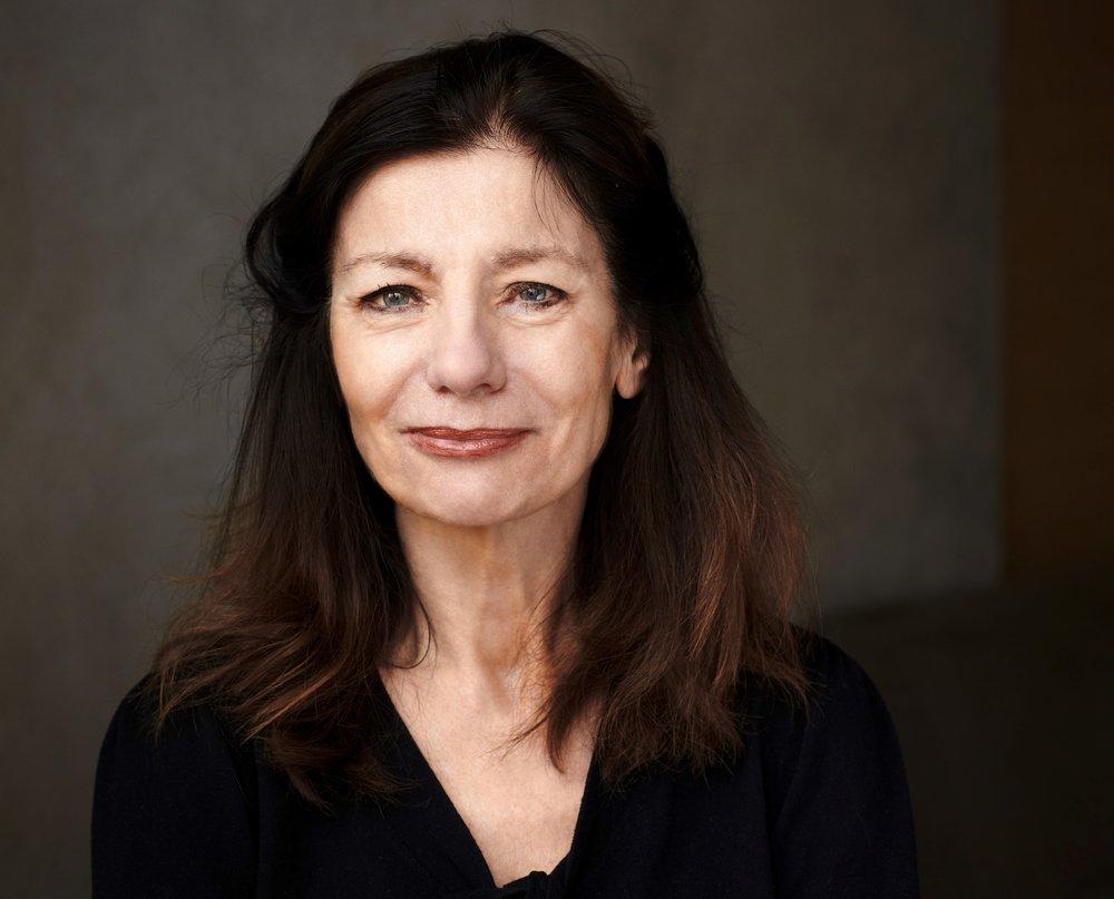 Ursula Krechel. Foto: Gunter Glücklich.