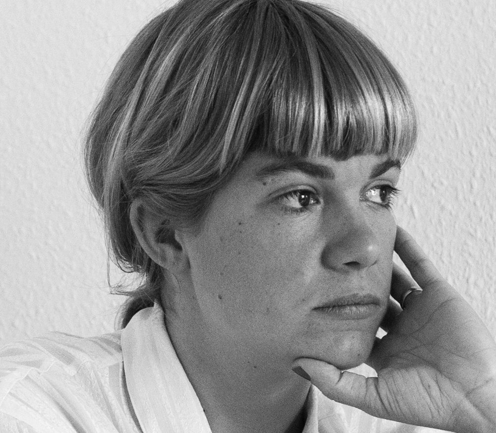 Julia Weber. Foto: Ayse Yavas Klein.